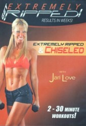Jari Love Get Extremely Ripped and Chiseled