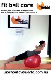 Fit Ball Core DVD