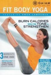 Fit Body Yoga DVD