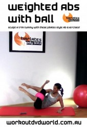 Weighted Abs with Ball DVD