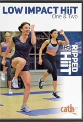 Ripped With HIIT Low Impact HIIT 1 + 2