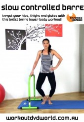 Slow Controlled Barre Lower DVD
