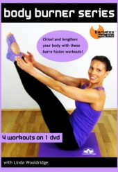 Burner DVD Bundle 4 workouts