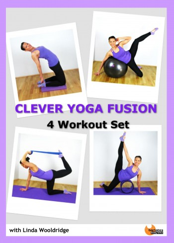 Clever Yoga Fusion 4 Workout DVD