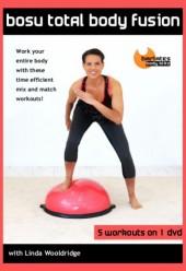 Bosu Total Body Fusion 5 Workout DVD