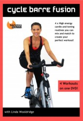 Cycle Barre Fusion 4 Workout DVD