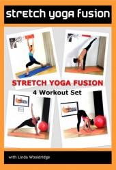 Stretch Yoga Fusion 4 workout DVD