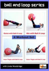 Ball and Loop 4 Workout DVD