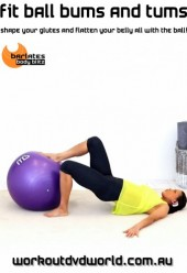 Fit Ball Bums and Tums DVD