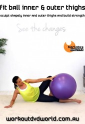 Fit Ball Inner and Outer Thighs DVD