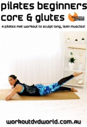 Pilates Beginners Core and Glutes DVD