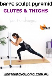 Barre Sculpt Pyramid Glutes and Thighs Download