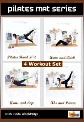 Pilates Mat Series 4 Workout DVD