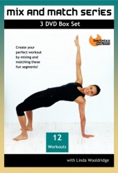 Mix and Match Series 12 Workout DVD