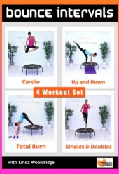 Bounce Intervals Series 4 Workout DVD