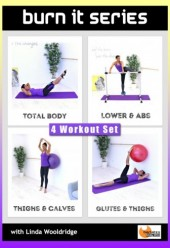 Burn It Series 4 Workout DVD