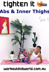 TIGHTEN IT Abs & Inner Thighs DVD