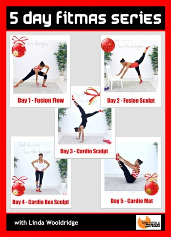 5 DAY FITMAS Series 5 Workout DVD