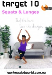 Target 10 Squats and Lunges DVD