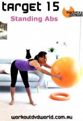 Target 15 Standing Abs DVD