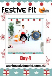 FESTIVE FIT Day 4 DVD