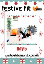 FESTIVE FIT Day 5 DVD