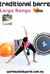 Traditional Barre Large Range DVD
