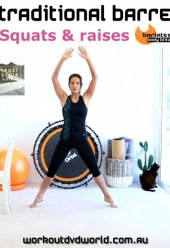 Traditional Barre Squats and Tucks DVD