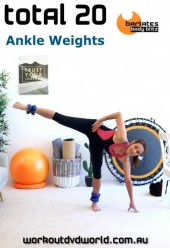 Total 20 Ankle Weights DVD