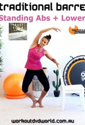 Traditional Barre Standing Abs & Lower DVD
