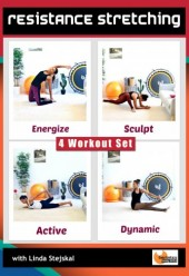 Resistance Stretching Series 4 Downloads