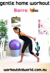 Gentle Home Workout Barre DVD