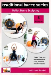 Traditional Barre Series 8 Workout Set DVD