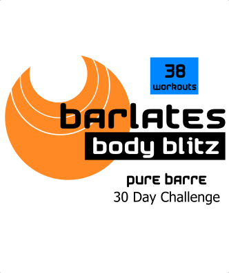 Pure Barre 30 Day Challenge 38 workouts